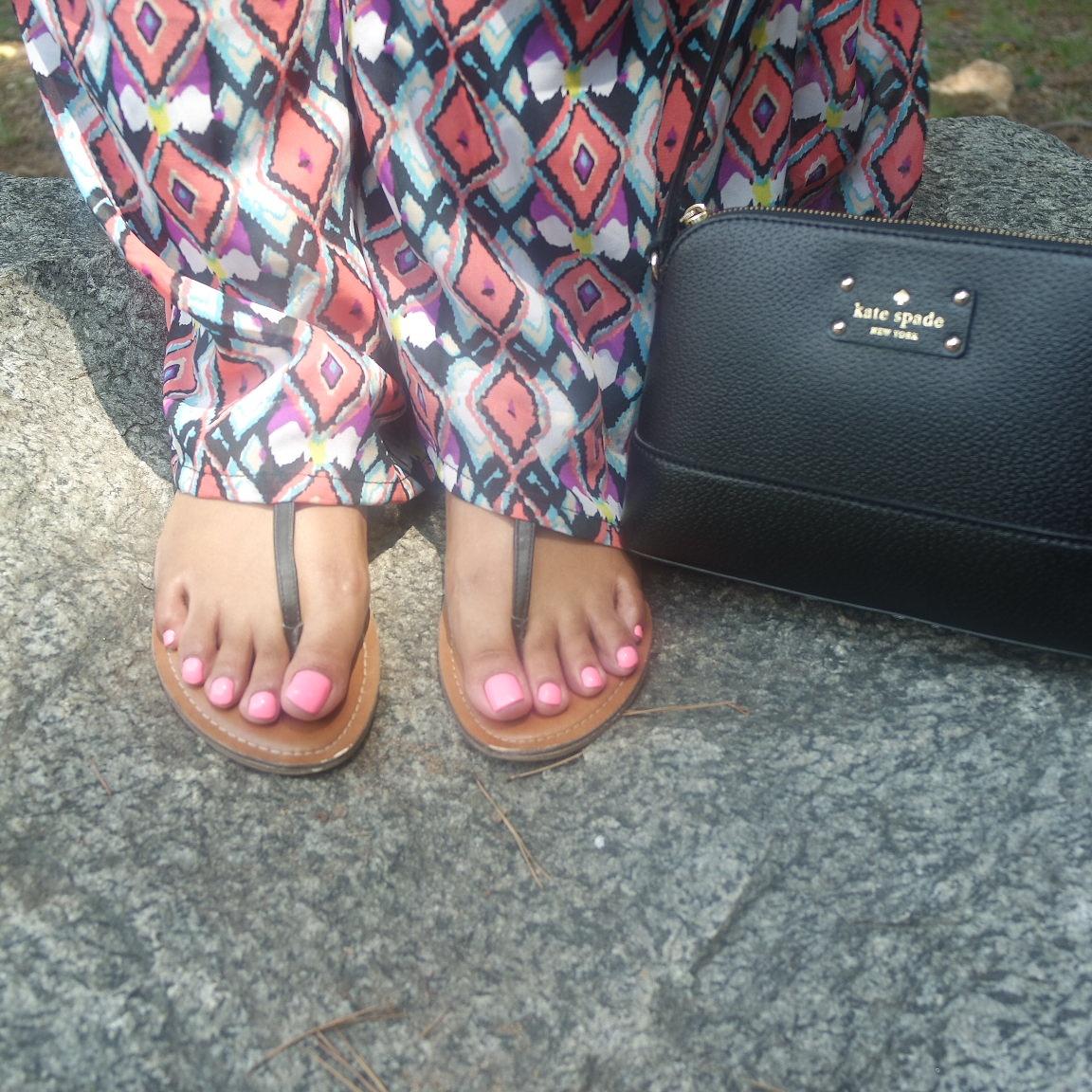 Summer Lookbook: Target Sandal styled 5ways