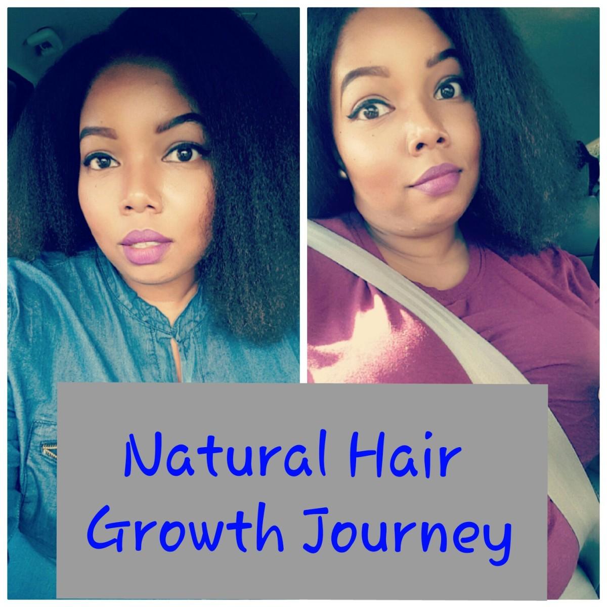 Natural Hair GrowthJourney