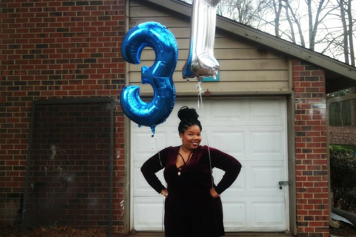 Happy Birthday! My Pledge to Myself: My 31 Must DoList