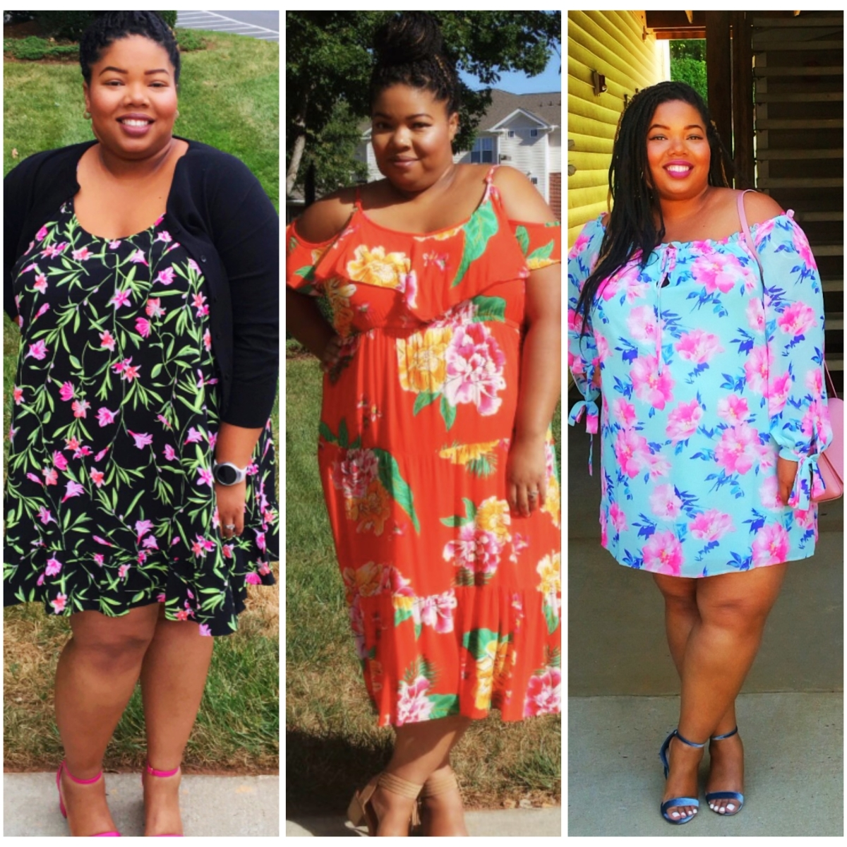 ede7faeca4c Check out my favorite floral dresses! In the summer