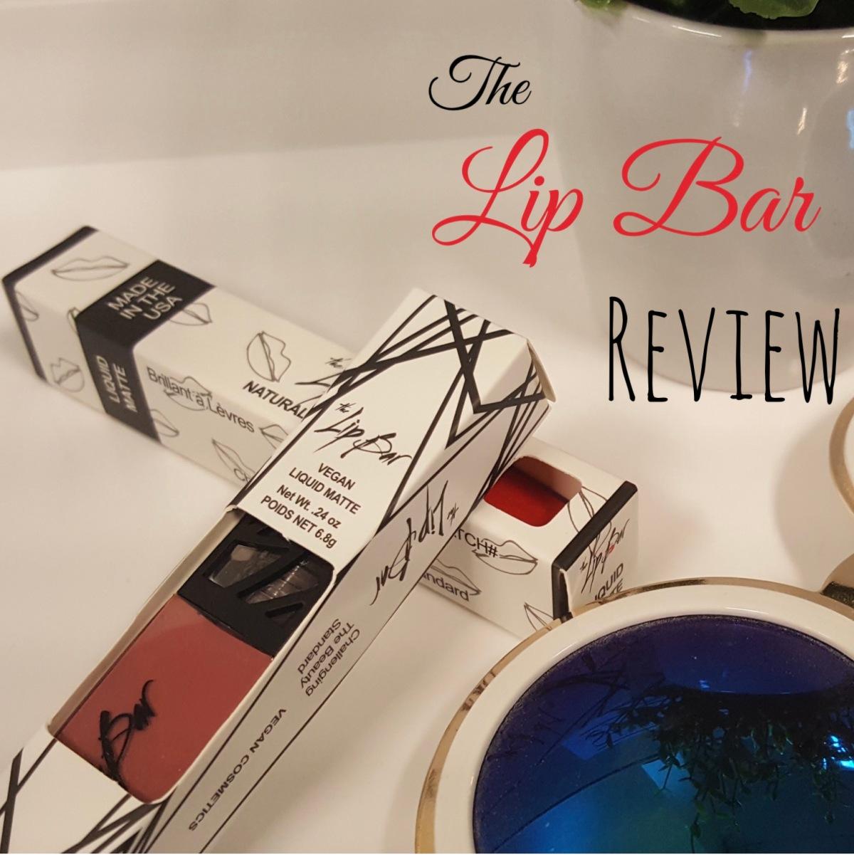 Black Girl Magic Series: Lip BarReview