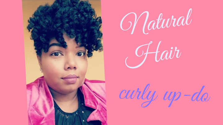 Curly Up-Do with Jane CartersSolution!