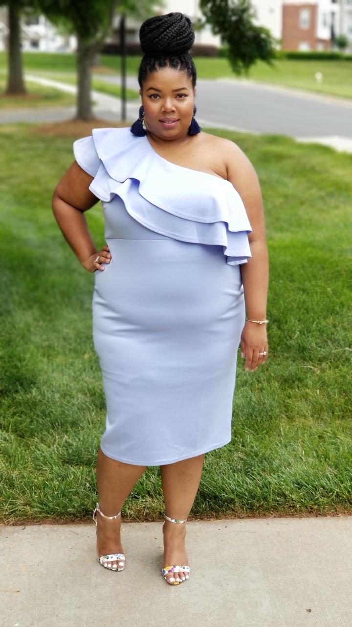 The Cutest Dress for a SpringWedding