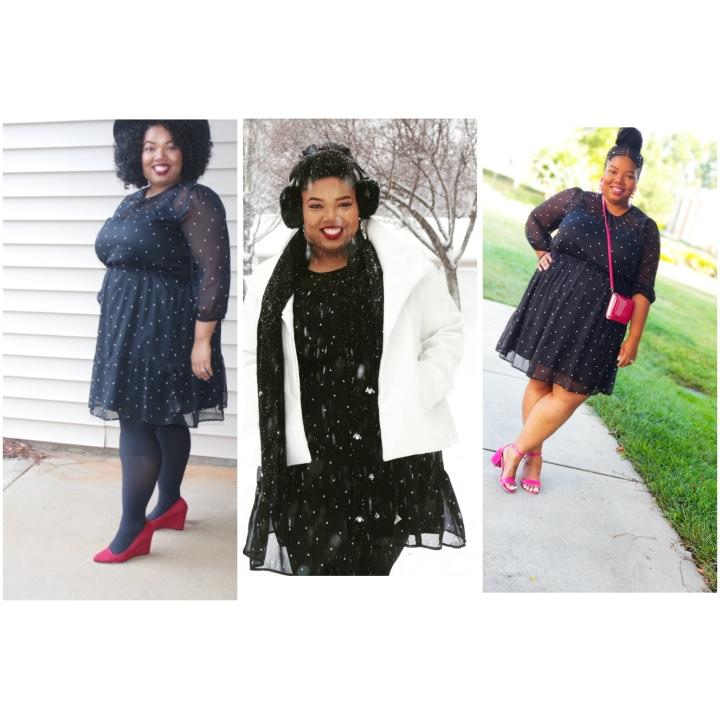 One Dress: 3Seasons