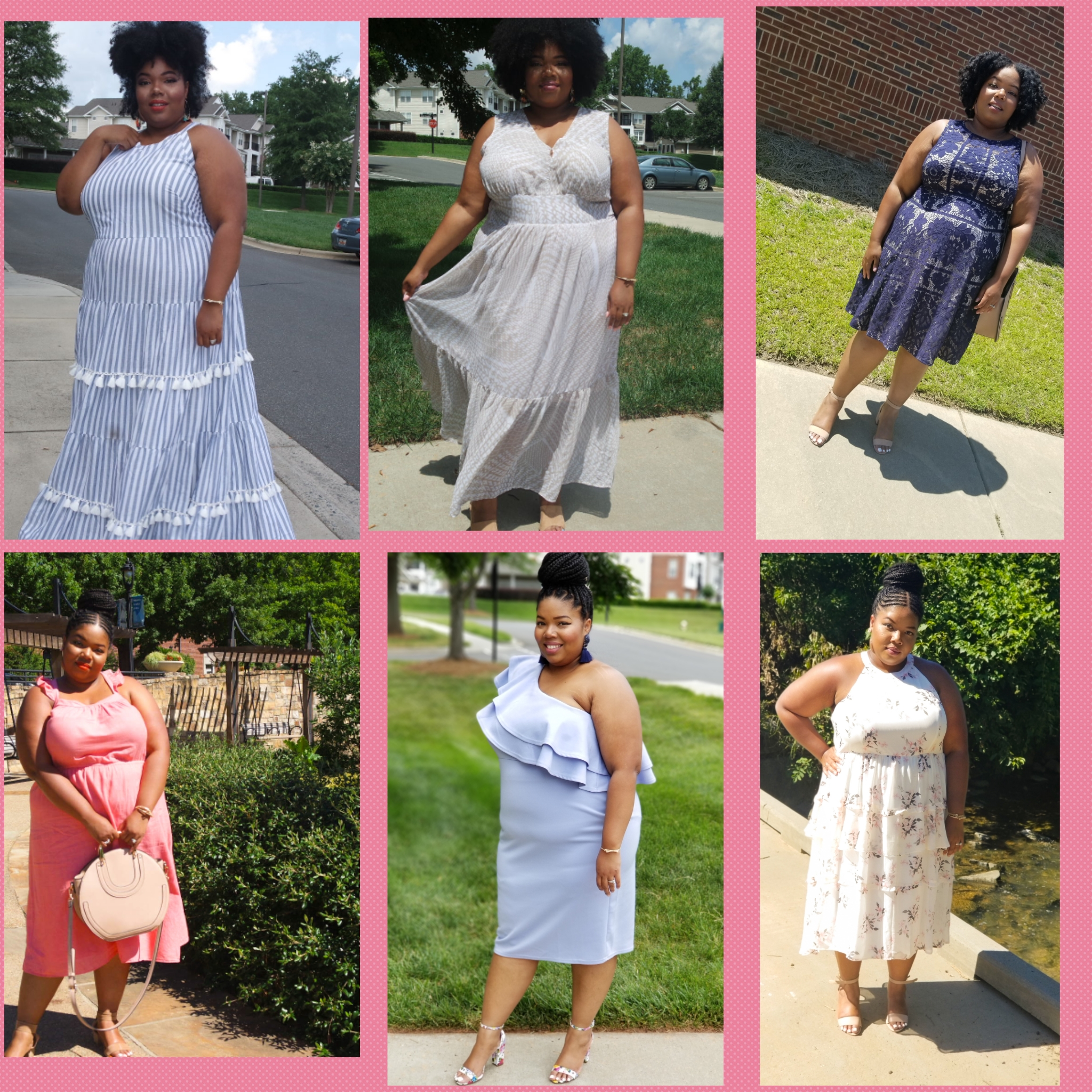 Favorite Spring/Summer Dresses Roundup