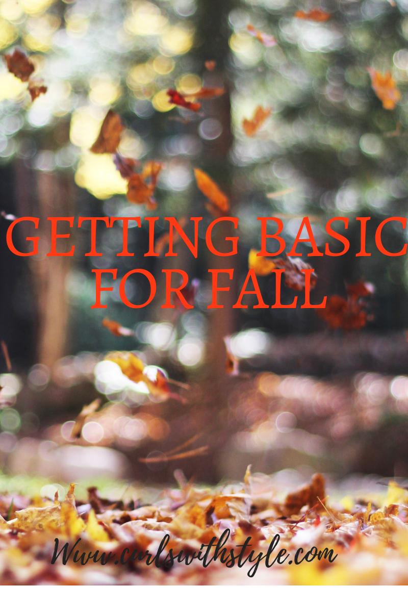 Fall Ready?